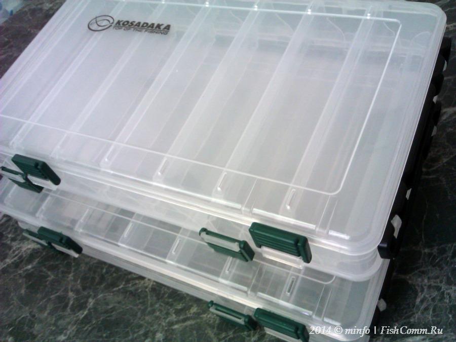 коробка kosadaka 1100